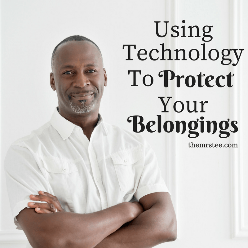 Using Technology to Protect Your Belongings
