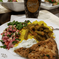 A Taste To Remember · Sassool Mediterranean Cafe