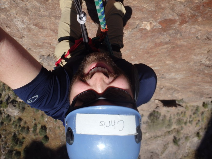 Rappel-fie. I'm coining that shit.