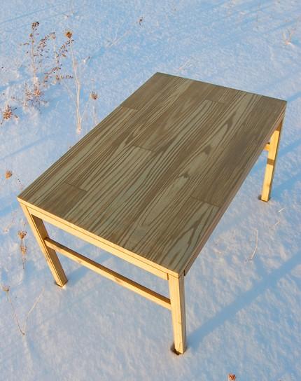 Pretend Table