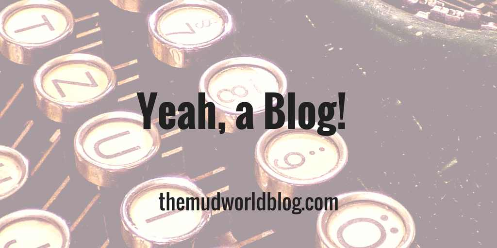 Really, A Blog?