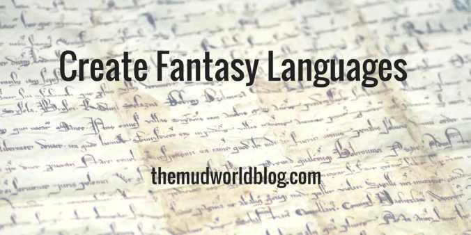 Create Fantasy Languages