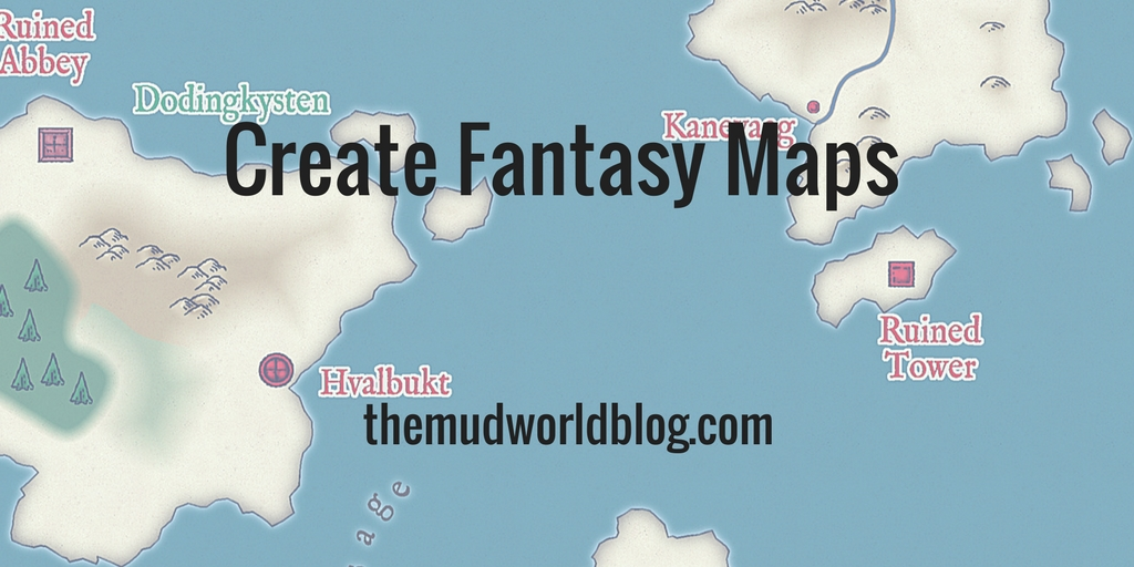 Create Fantasy Maps