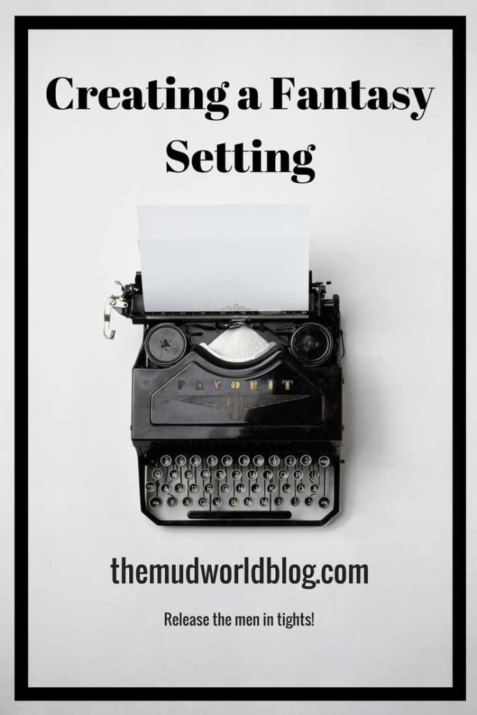Creating Fantasy Settings