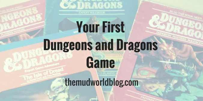 How to Start Your First Dungeons and Dragons Game