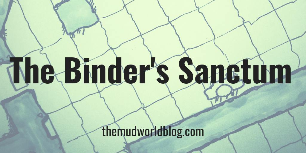 The Binder's Sanctum Dungeon