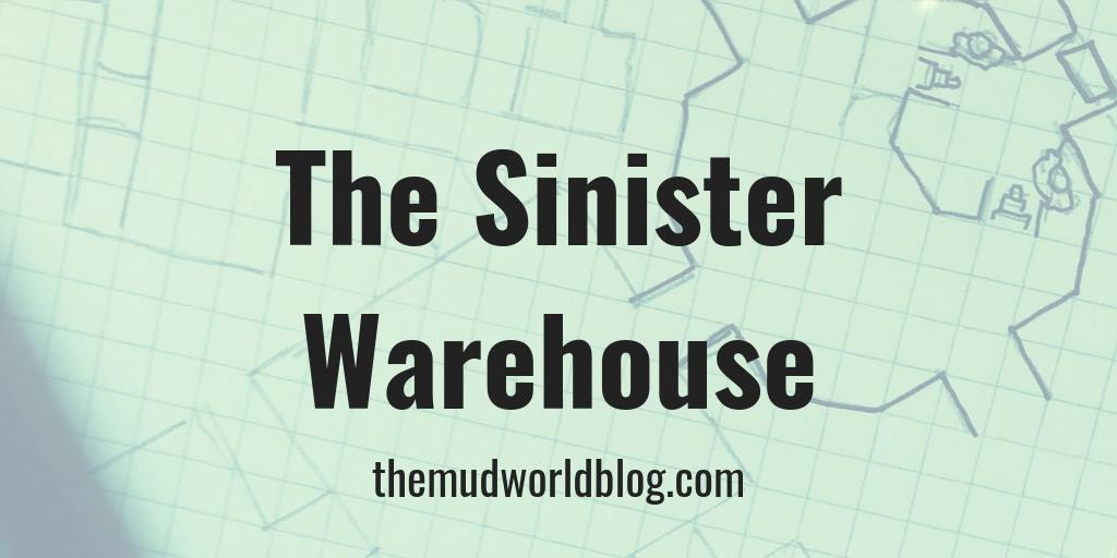 Sinister warehouses - hideouts for thieves, smugglers, cultists, renegade mages - are building blocks for fantasy roleplaying game city adventures.