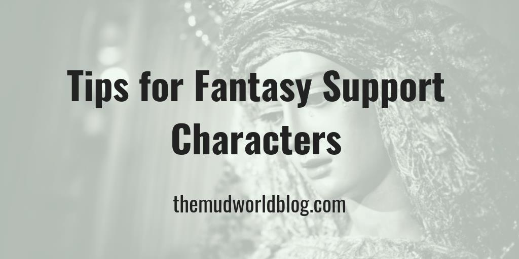 GM Tips for Support Characters in Fantasy RPGs