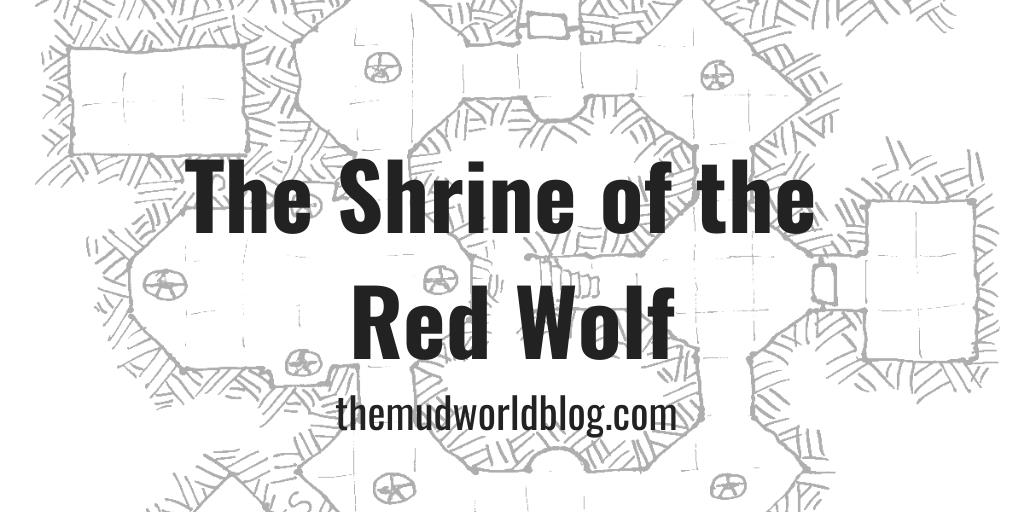 Shrine of the Red Wolf