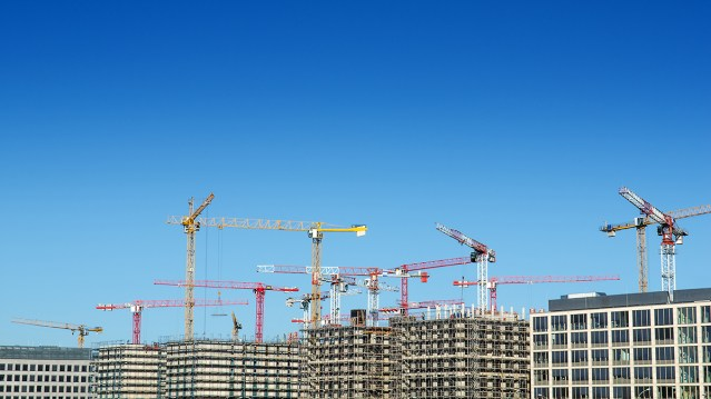 Declining multifamily construction in 2021