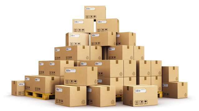 Packages piling up at multifamily communities