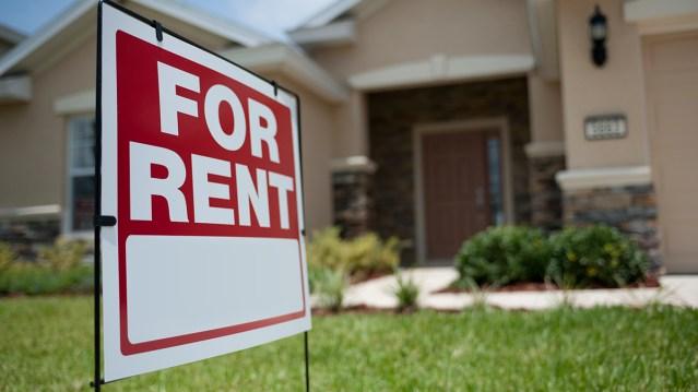 Single-family rental operators buying new homes