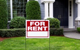 Single-family home for rent