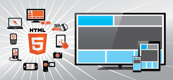 HTML5 and responsive designs