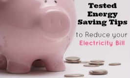 10 Tried & Tested Energy Saving Tips to Reduce your Electricity Bill
