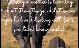 Mummy Mondays – What they didn't tell me about being a Mum