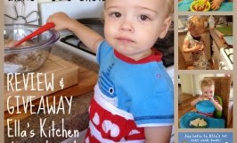 Ella's Kitchen – The Cook Book Review & Giveaway