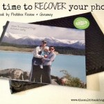 It's time to recover your photos: A photobook review & giveaway