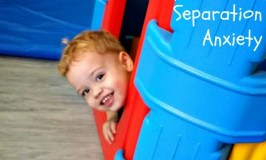 Dealing With My Toddler's Separation Anxiety