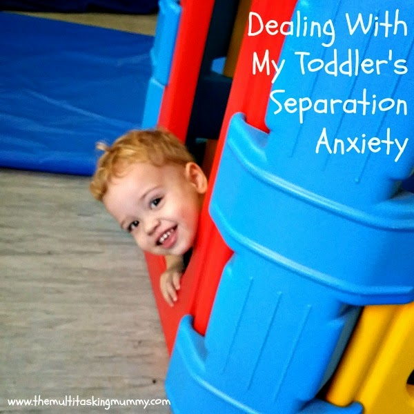 toddler separation anxiety