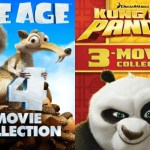 Win an iTunes Gift Card and Load Up on Ice Age and Kung Fu Panda 3!