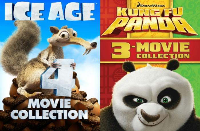 Ice Age & Kung Fu Panda Giveaway
