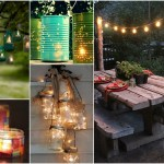 10 Chic DIY Outdoor Lighting Ideas For Your Backyard