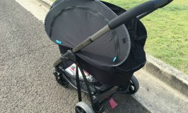 Fly Babee Airline Bassinet and Stroller Cover Review