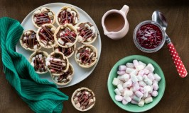 S'mores Tarts and Movies – The Perfect Match