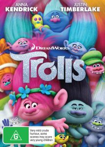 Trolls free activity sheets