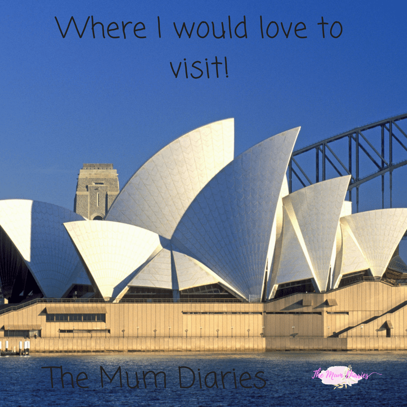 #Blogtober16 – Day 27 – Where i would like to visit