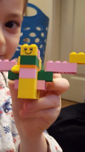 Learning about colours - The Lego way