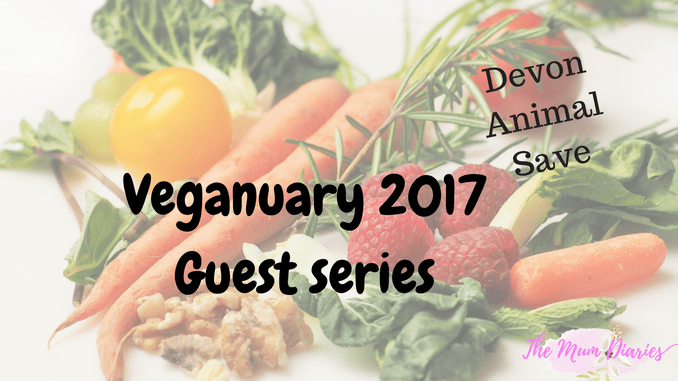 Guest Post – Veganuary 2017 – Devon Animal Save
