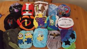 custom nappies
