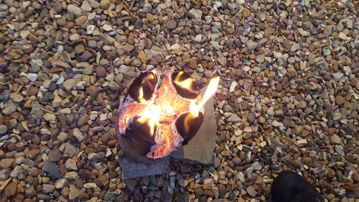 Gardeco Swedish Torch