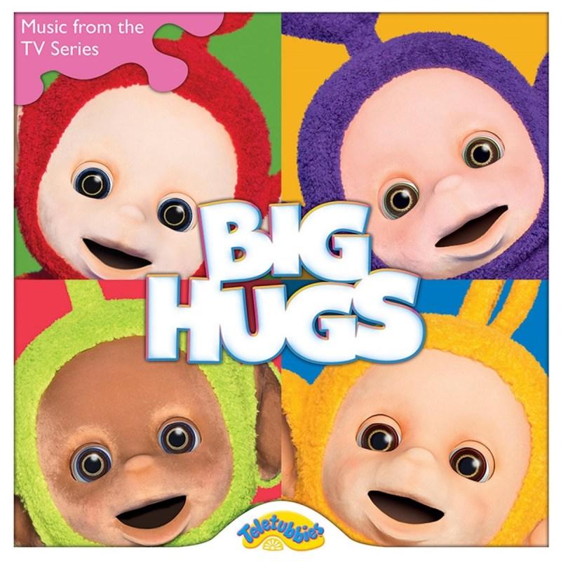 Teletubbies Big Hugs CD