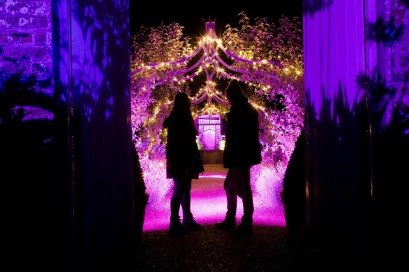 English Heritage Enchanted Audley house & Gardens