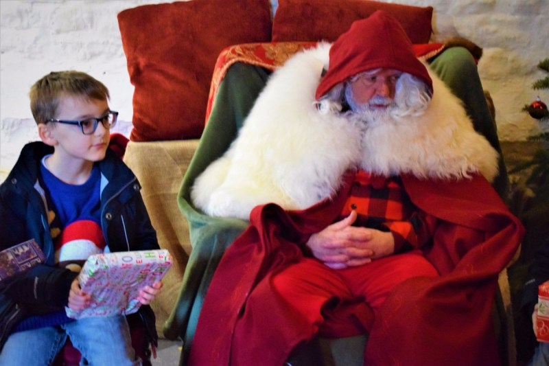 Where to see Santa in Peterborough 2018