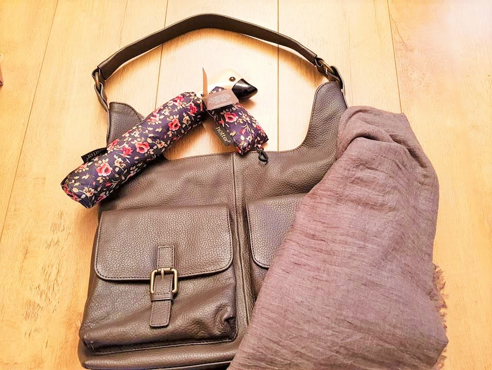 Handbag, Scarf and Umbrella from Hotter
