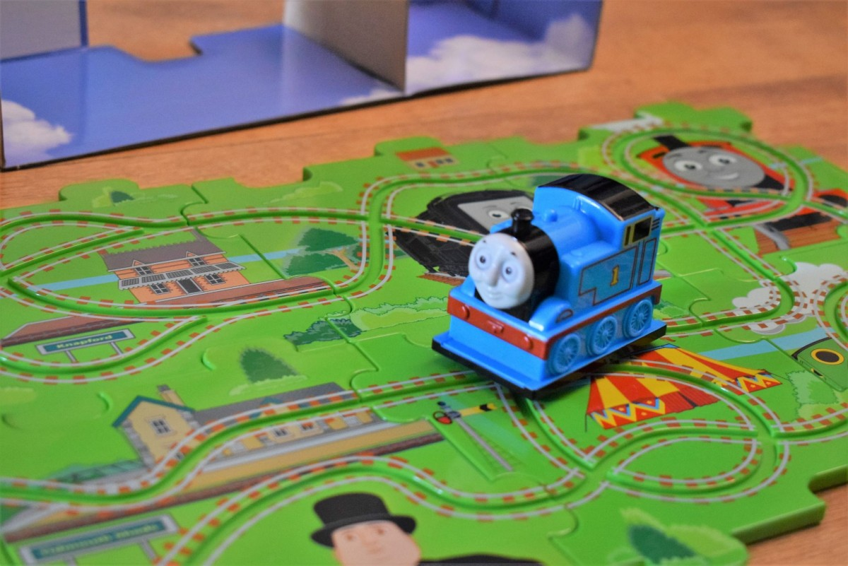 Thomas on the track - Thomas & Friends Track Playset