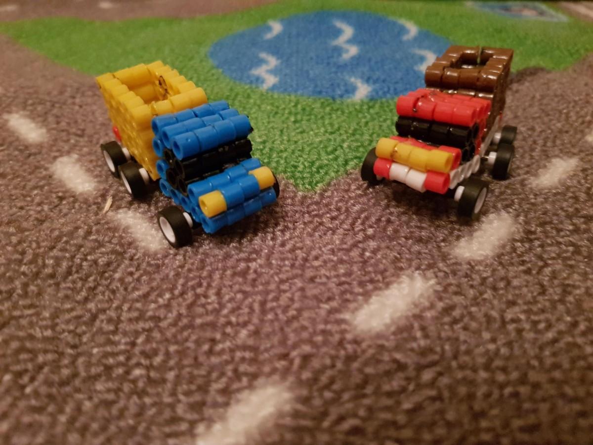 Ezee Bead Vehicles