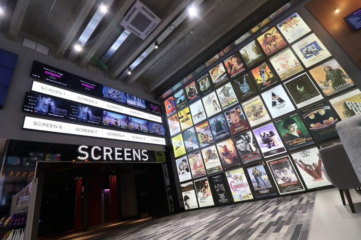 Coming to Queensgate Shopping Centre- Empire Cinema