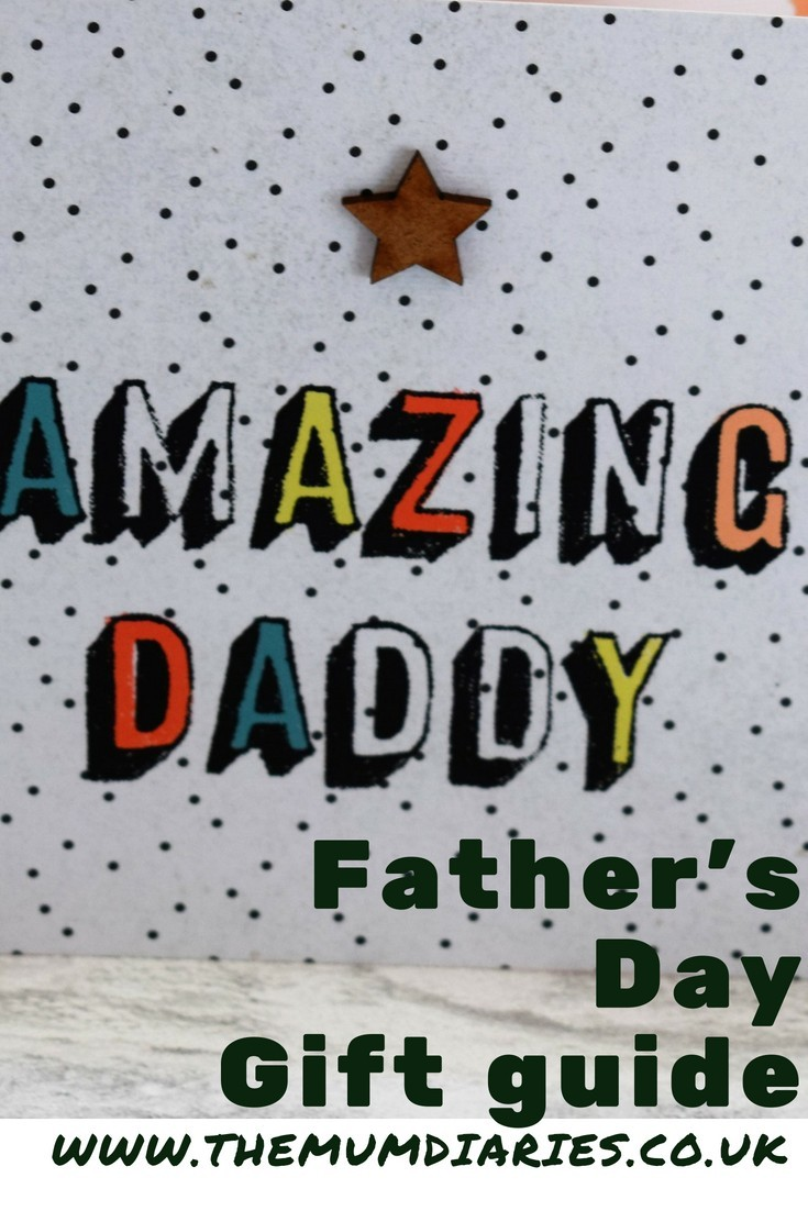 A great selection of gifts for Father's Day