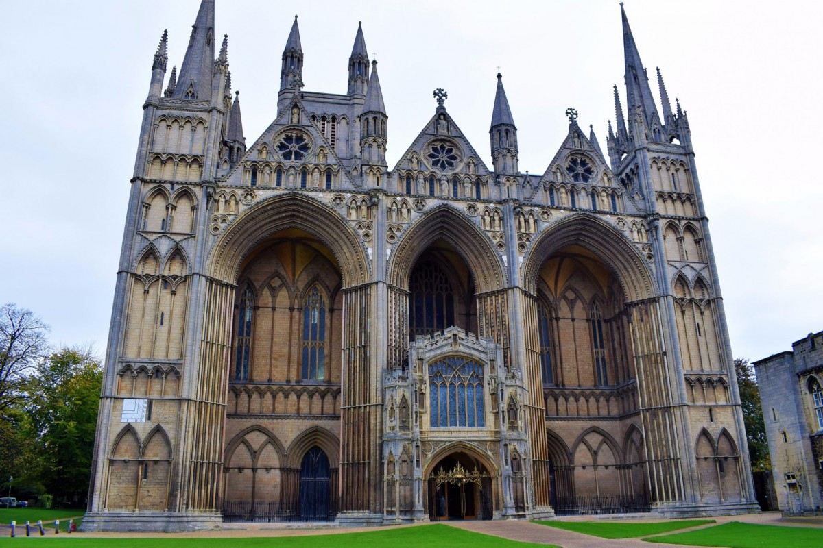 Peterborough Cathedral - New Peterborough Restaurant opening soon!