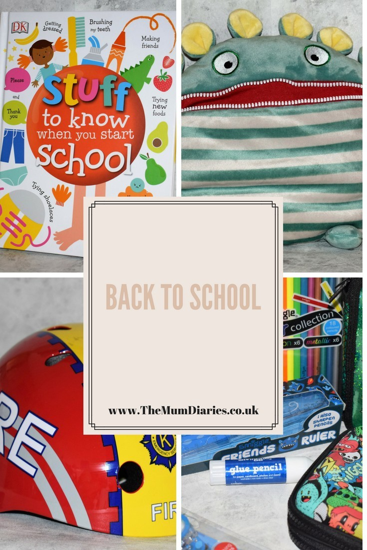Want some inspiration on what to buy for going back to school. Make sure to check out the post for lots of fab items!