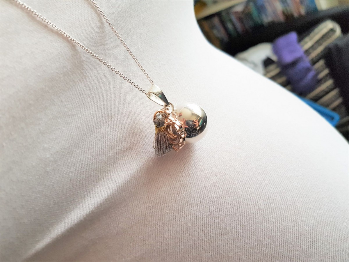 Bola Chime Necklace