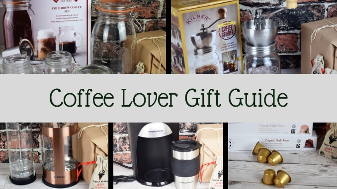 What to buy the coffee lover in your life? Coffee Gift Guide