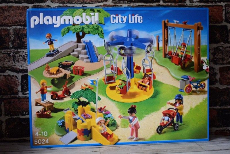Playmobil Children's Play Ground 5024 Review