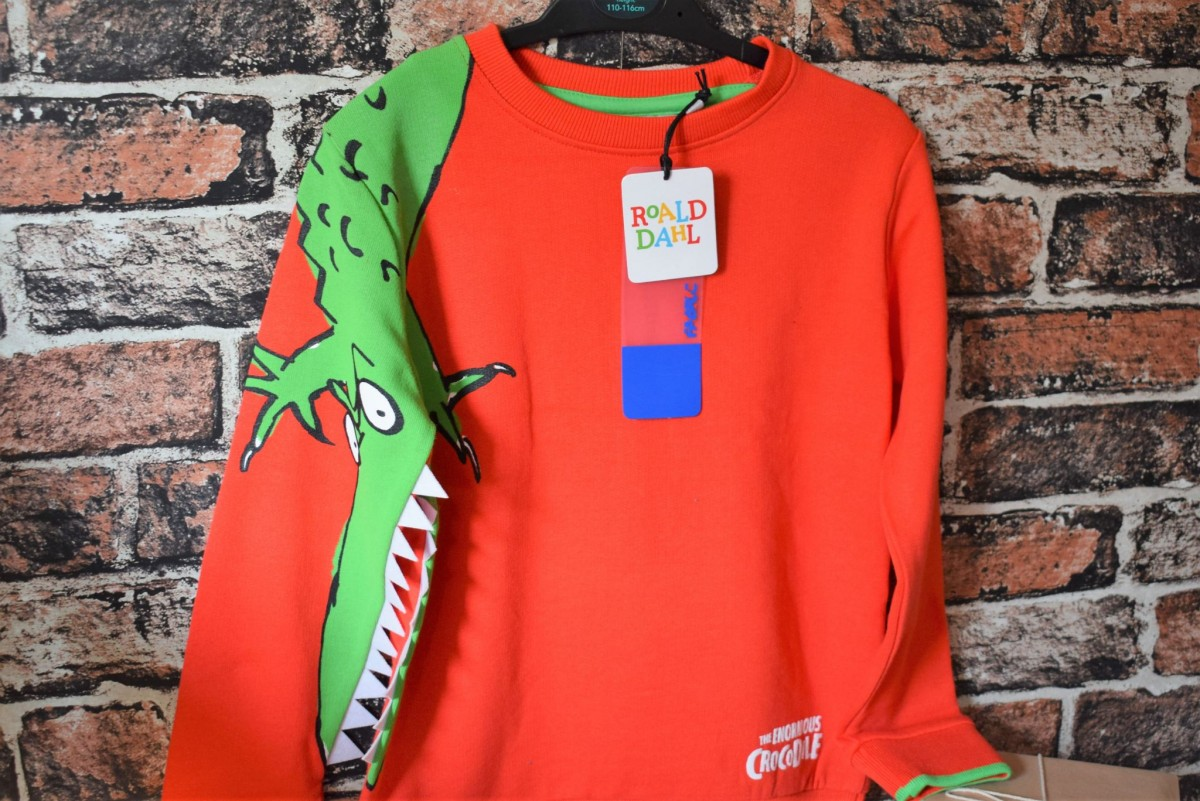 Children's Christmas Gifts - The Enormous Crocodile