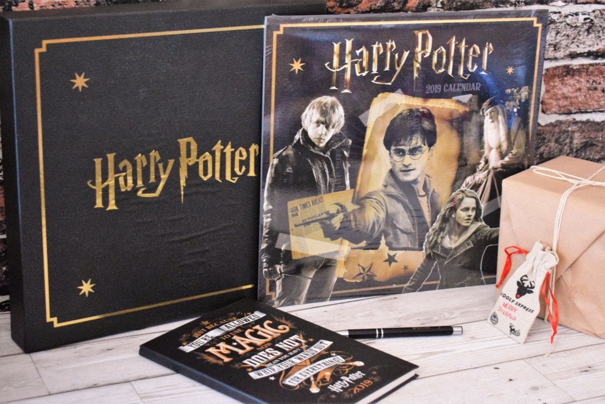 Children's Christmas Gifts - Harry Potter Set